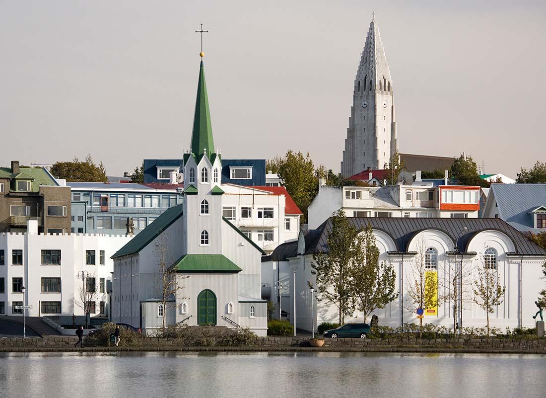 Reykjavik - IJsland