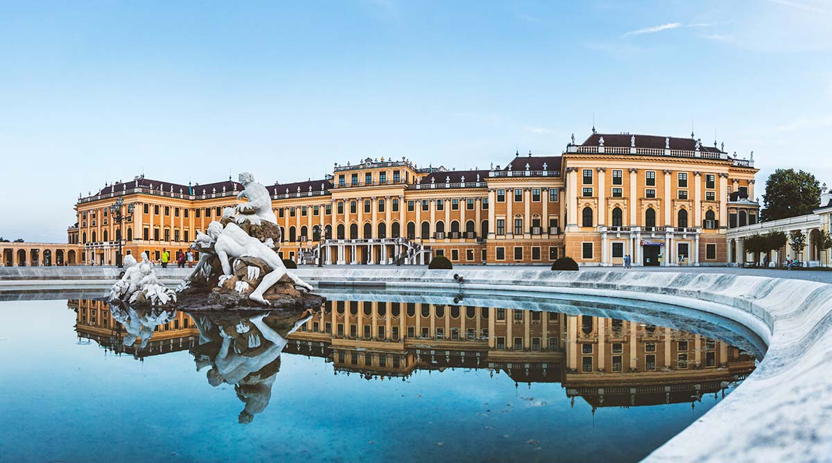 Schonbrunnpaleis